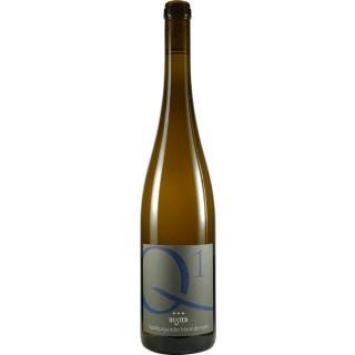 2020 Spätburgunder Blanc de Noirs trocken Bio - Weingut Huster