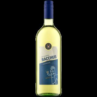 2020 VIER SCHOPPEN Bacchus Qualitätswein halbtrocken 1,0 L - Winzergemeinschaft Franken eG