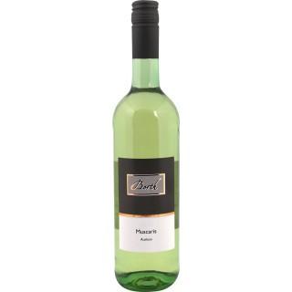 2019 Muscaris lieblich - Weingut Borth