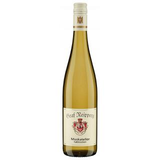 2019 Muskateller QbA halbtrocken - Weingut Graf Neipperg