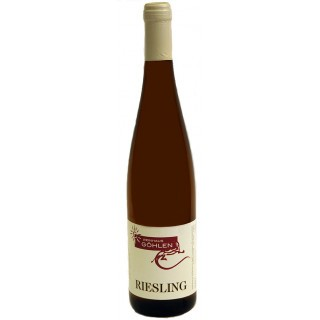 2017 Riesling feinherb - Weingut Göhlen
