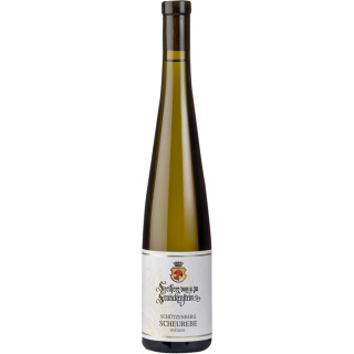 2017 Berghauptener Scheurebe Spätlese 0,5L - Weingut Freiherr von und zu Franckenstein