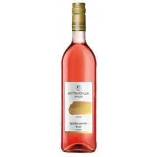 2018 Premium (Aurum) Spätburgunder Rosé trocken - Bottwartaler Winzer