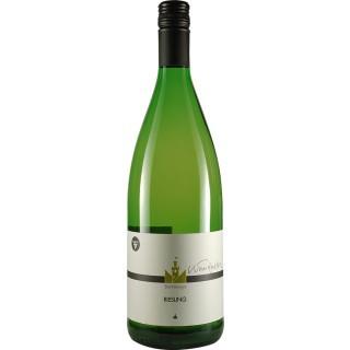2018 Riesling trocken 1,0 L - Weingut Weinreuter