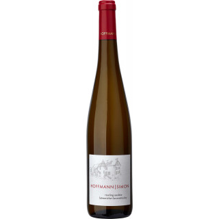 2018 Köwericher Laurentiuslay Riesling Auslese süß - Weingut Hoffmann-Simon
