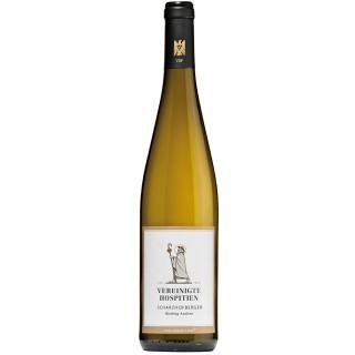2018 Scharzhofberger Riesling Auslese |VDP.Grosse Lage süß - Weingut Vereinigte Hospitien
