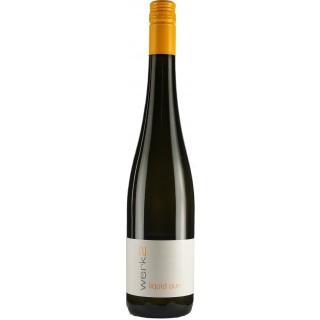 2015 liquid sun - Rheingau Riesling Auslese - Weingut werk2
