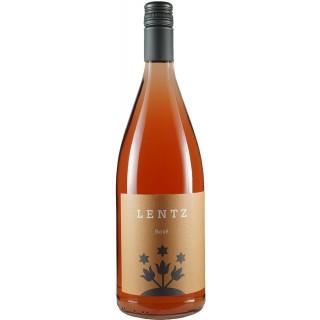 2020 Rosé halbtrocken 1,0 L - Weingut Lentz