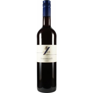 2015 Dornfelder Rotwein feinherb - Weingut Eller
