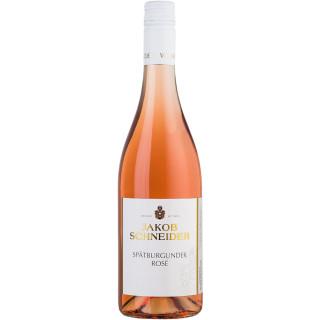 2020 Spätburgunder Rosé feinherb - Weingut Jakob Schneider