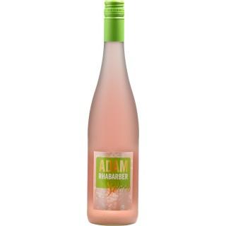 Rhabarber Secco fruchtig - Weingut Adam