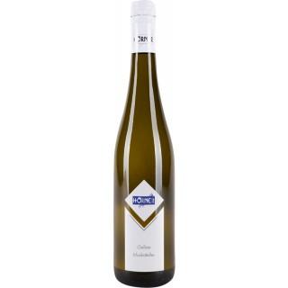 2019 Gelber Muskateller feinherb - Weingut Hörner