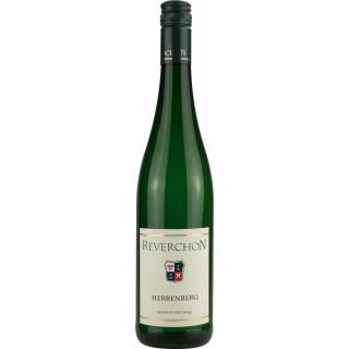 2017 Filzener Herrenberg Riesling Spätlese fruchtig süß - Weingut Reverchon