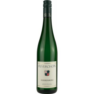 2017 Filzener Herrenberg Riesling Spätlese fruchtig - Weingut Reverchon