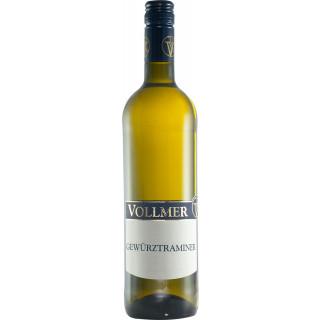 2017 Gewürztraminer halbtrocken - Weingut Roland Vollmer