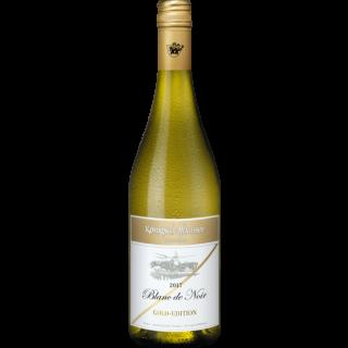 2017 Königschaffhauser Vulkanfelsen Blanc de Noirs Trocken - Winzergenossenschaft Königschaffhausen-Kiechlinsbergen