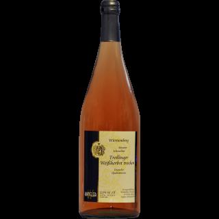 2019 Abstatter Schozachtal Trollinger Rosé trocken 1L - Weinkellerei Wangler