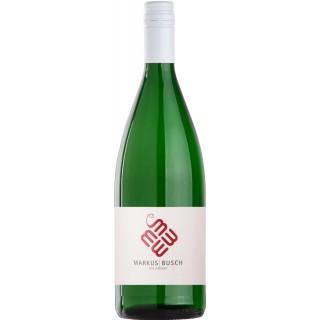 2019 Weißweincuvée trocken Bio 1,0 L - Weingut Busch
