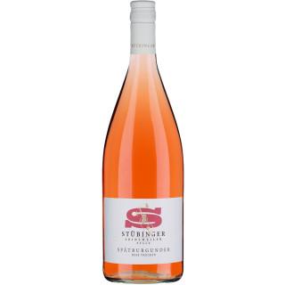 2020 Spätburgunder Rosé trocken 1,0 L - Weingut Stübinger
