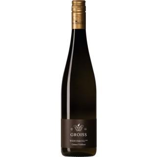 2017 Grüner Veltliner Trocken - Weingut Ingrid Groiss