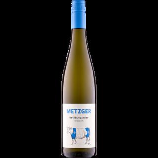 2017 Pastorenstück Weißburgunder Trocken - Weingut Metzger
