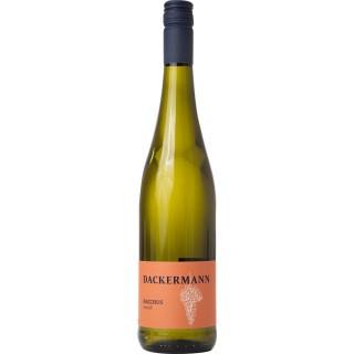 2018 BACCHUS restsüß - Weingut Dackermann