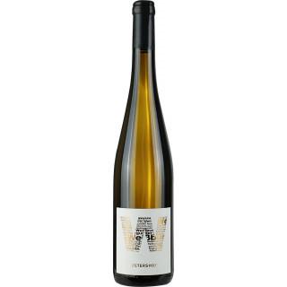 """2017 Weißer Burgunder """"W"""" trocken - Weingut Petershof"""