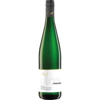 2019 #FRESHMAN Riesling Spätlese Zeltinger Sonnenuhr trocken - Weingut Leos