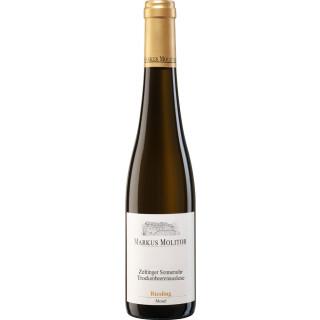 2010 Zeltinger Sonnenuhr Riesling Trockenbeerenauslese goldene Kapsel 0,375L - Weingut Markus Molitor