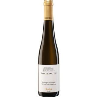 2010 Zeltinger Sonnenuhr Riesling Trockenbeerenauslese goldene Kapsel edelsüß 0,375 L - Weingut Markus Molitor