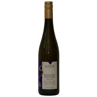 2015 Riesling Spätlese Trocken - Weingut Destillerie Harald Sailler