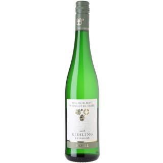 2018 Riesling Feinherb - Bischöfliche Weingüter Trier
