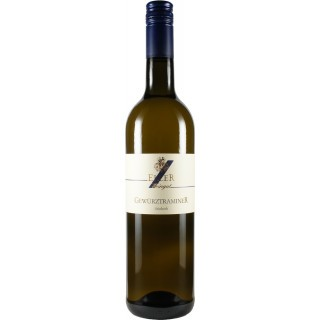 2016 Gewürztraminer Spätlese feinherb - Weingut Eller