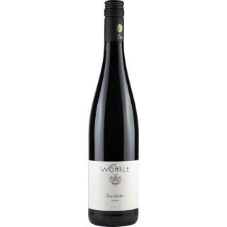 2018 Bockenheimer Vogelsang Dornfelder trocken BIO - Weingut Wöhrle