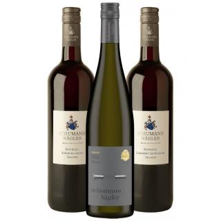 Wein-Paket zum Rind - Weingut Schumann-Nägler