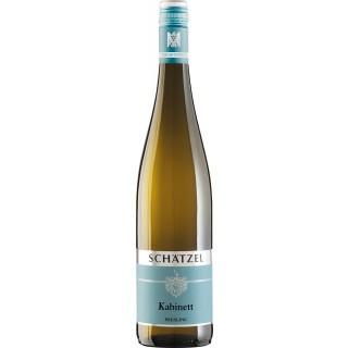 2018 Riesling Kabinett VDP.Gutswein feinherb - Weingut Schätzel
