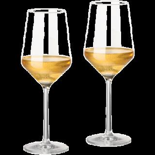 2er-Set Zwiesel Kristallglas Pure Weißwein-Glas - Zwiesel