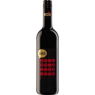 SMS-Rotwein QbA lieblich - Oberkircher Winzer