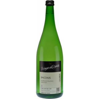 2018 Bacchus halbtrocken 1L - Weingut am Vögelein