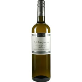 2018 Spätburgunder Blanc de Noir trocken - Weingut Kroll