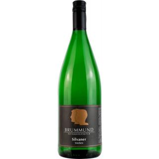 2019 Silvaner trocken 1,0 L - Weinmanufaktur Brummund
