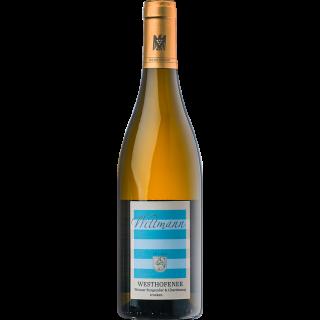 2018 Westhofener Weissburgunder-Chardonnay trocken - Weingut Wittmann