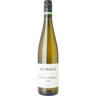 2017 Chardonnay Weißburgunder trocken - Weingut Reibold