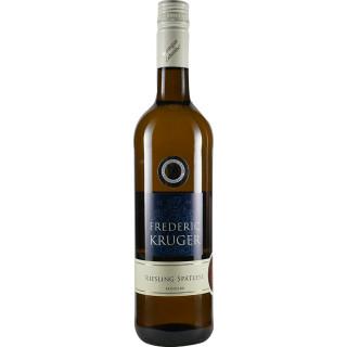 2018 Riesling Spätlese feinherb - Weingut Zehnthof Kruger