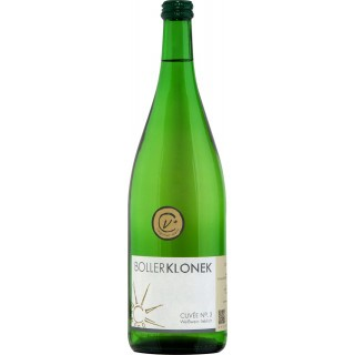 2018 Cuvée No.3 lieblich 1L - Weingut Boller Klonek