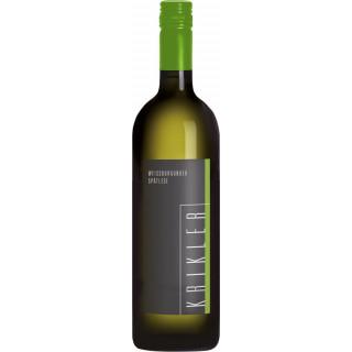 2018 Weißburgunder süß - Weingut Krikler