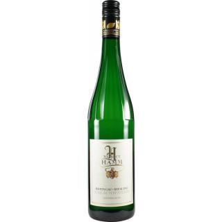 2018 Winkel Riesling >>Alte Reben Spätlese süß Bio - Weingut Hamm