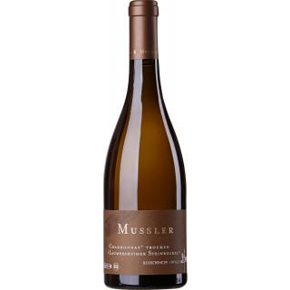 2017 Laumersheimer Steinbuckel Chardonnay trocken - Weingut Mussler