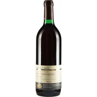 2011 Spätburgunder Rotwein Auslese trocken Nahe - Weingut Mees