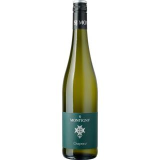 2018 Chapeau! Weißwein Cuvée trocken - Weingut S. J. Montigny